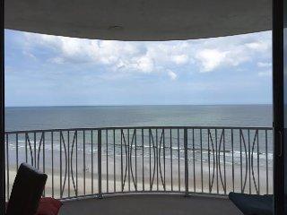 Outstanding Ocean Front Views - Peck Plaza 14NE - Daytona Beach Shores vacation rentals
