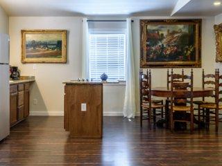 Vacation rentals in Fredericksburg