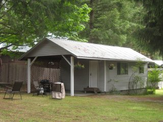 Comfortable Cottage with Internet Access and Long Term Rentals Allowed (over 1 Month) - Lake Cowichan vacation rentals