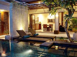 LUXURY VILLA BEACHSIDE SANUR BALI - Sanur vacation rentals