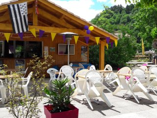 2 bedroom Caravan/mobile home with Swing Set in Lamastre - Lamastre vacation rentals