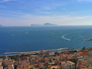 Lovely and Charming Apartment on Vomero Hill - Naples vacation rentals