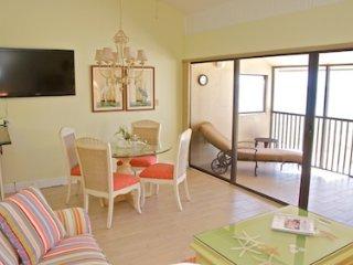 Casa Del Mar Resort - Right on the Beach ... A13 - Longboat Key vacation rentals