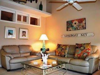 Casa Del Mar Resort - Courtyard View ... B16 - Longboat Key vacation rentals