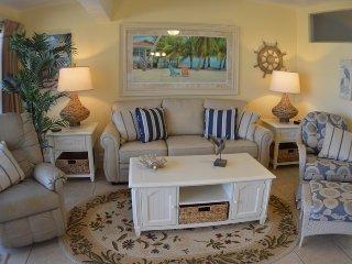 Casa Del Mar Resort - RIght on the Beach ... A07 - Longboat Key vacation rentals