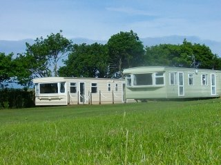 Luxury 8 birth holiday caravans - Copplestone vacation rentals