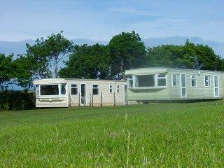 Luxury 8 birth holiday caravans - Copplestone vacation rentals