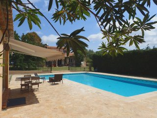 Le Mas des Pins B&B in Mougins  room in pool-house - Mougins vacation rentals