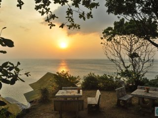 Fan Double Bed with Seaview 5 - Koh Phangan vacation rentals