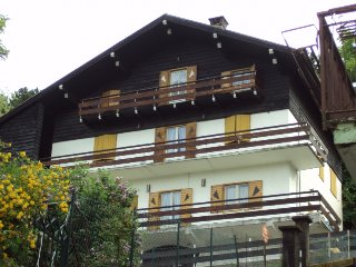 mansarda full optional pieno centro giardino - Folgaria vacation rentals