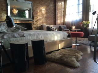 Stunning Designer Loft, Lower East Side Manhattan - New York City vacation rentals