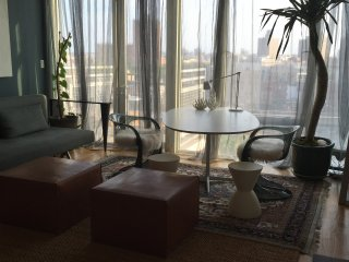 Designer 2-BR with Stunning Views in Williamsburg - Brooklyn vacation rentals