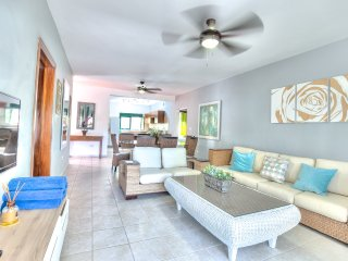 Scenic 3 Bedroom Oceanfront Apartment S-L202 - Bavaro vacation rentals