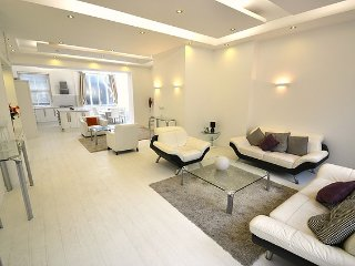 Deluxe Three-Bedroom Apartment - London vacation rentals