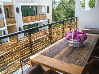 FOR BIG GROUPS OF 10! PH Private Rooftop & Jacuzzi - Tulum vacation rentals