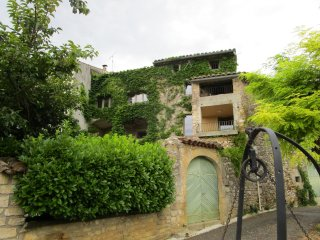 Old stone house with all modern luxuries. - Saint-Andre-de-Roquepertuis vacation rentals