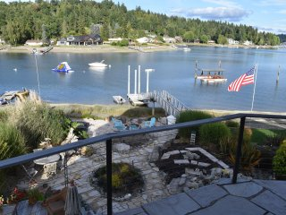 Waterfront Stand-Alone Studio: Wollochet Bay - Gig Harbor vacation rentals