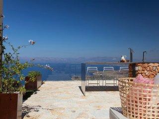 Luxury and spectacular views at La villa là - Custonaci vacation rentals