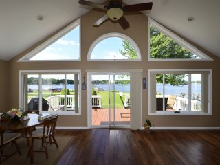 Blissful Lake Cottages! Enjoy the lakefront!! - Hale vacation rentals