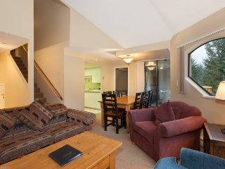 Whistler Marquise 2 Bedroom + Loft Condo - Whistler vacation rentals