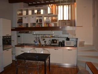 Delightful bohémienne penthouse in Santa Croce - Florence vacation rentals