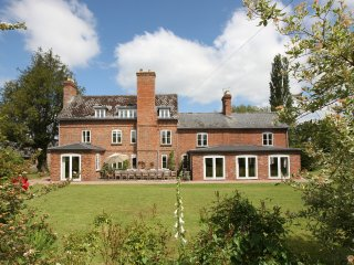 Monnington House nr Hereford,  Herefordshire - Monnington-on-Wye vacation rentals