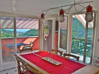 Attic Sole Sea View near Portofino and 5 Terre - Leivi vacation rentals