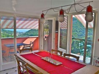 Attic Sole Sea View near Portofino and 5 Terre - Leivi vacation rentals