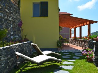 Villa Limoni Terrace Garden near Portofino 5 Terre - Leivi vacation rentals