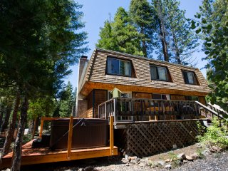 Gordon Pet Friendly Cabin - Walk to Beach, Hot Tub - Agate Bay vacation rentals