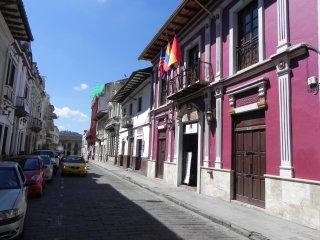 Vacation rentals in Ecuador