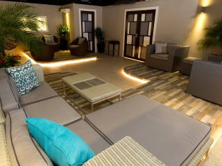 3. Luxury new modern next to the beach - Isabela vacation rentals