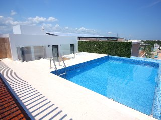 BRAND NEW Condo for 4 Steps to the beach Low rates - Playa del Carmen vacation rentals