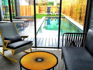 Modern Estate w/ Pool - Wallerspace - Austin vacation rentals