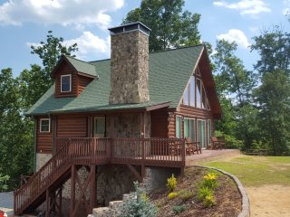Mountain Top Cabin withYear round Outstanding View - Marion vacation rentals