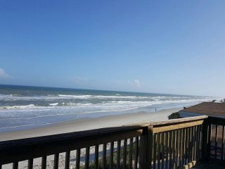 Amazing apartment ON the BEACH!!! - Satellite Beach vacation rentals