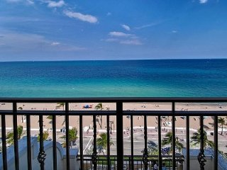 Oceanfront Studio At The Atlantic Hotel & Spa - Fort Lauderdale vacation rentals