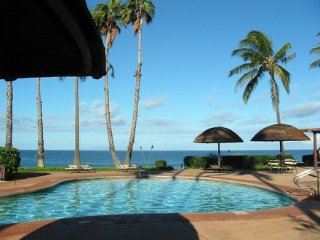 Fabulous One Bedroom Oceanview Tropical Vacation Getaway ~ RA79443 - Maunaloa vacation rentals
