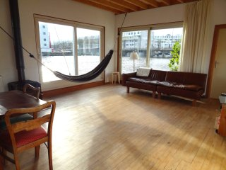 Boathouse Perfect for families, 3 bedrooms, max 4 - Amsterdam vacation rentals