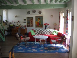 4 bedroom House with Balcony in Les Andelys - Les Andelys vacation rentals