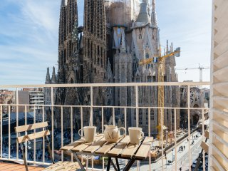 NEW FLAT! FRONT OF SAGRADA FAMILIA - Barcelona vacation rentals