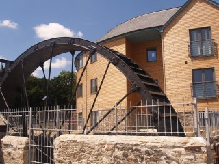 The Waterwheel Apartment, Charlestown, St Austell - Charlestown vacation rentals