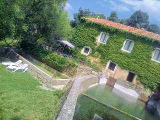Perfect 5 bedroom Lozoya Watermill with Satellite Or Cable TV - Lozoya vacation rentals