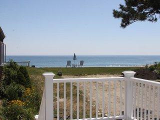 Prime ocean front location on Duxbury Beach - Duxbury vacation rentals