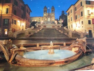 Two room apartment spanish steps - Rome vacation rentals