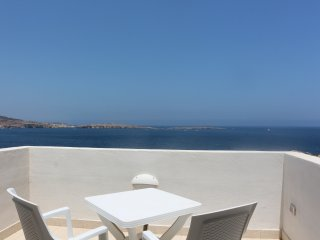 Seafront Duplex Seaview Penthouse - Bugibba vacation rentals