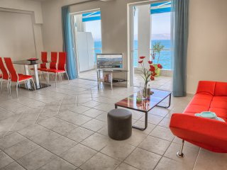 Kiveri Apartments - Sea view, 2 Bedrooms, 2 Bathrooms, Big balcony, 75sqm - Kiveri vacation rentals