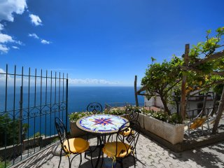 Marisca with sea view and terrace Conca dei Marini - Conca dei Marini vacation rentals