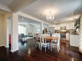 Spacious 2600sqft Retreat + Game Room, Close to Everything! - Austin vacation rentals