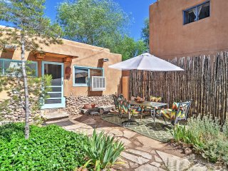 New Listing! Idyllic 2BR Santa Fe Cottage w/Wifi, Lovely Furnished Courtyard & Attractive Location! - Santa Fe vacation rentals